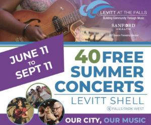 Levitt at the Falls Concerts