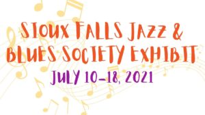 Jazz & Blues Society Exhibit