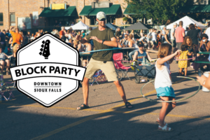 July Eastbank Block Party