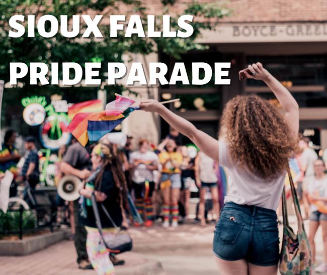 Sioux Falls Pride Parade