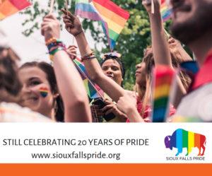 Sioux Falls Pride festivities