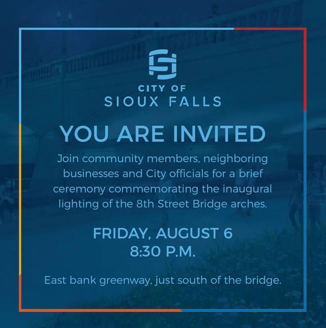 8th Street Bridge Lighting