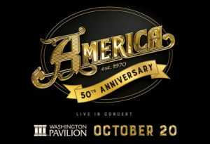 America 50th Anniversary Tour