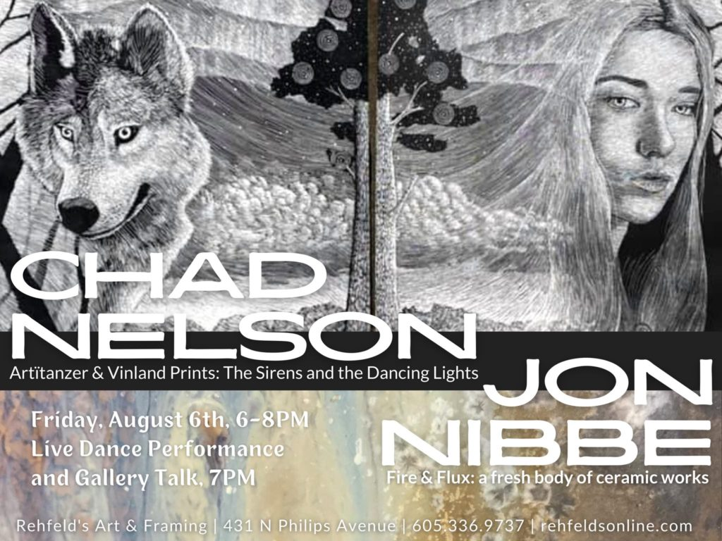 Chad Nelson and Jon Nibbe