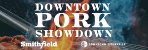 downtown pork showdown