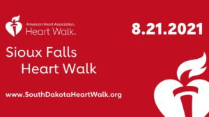 Sioux Falls Heart Walk