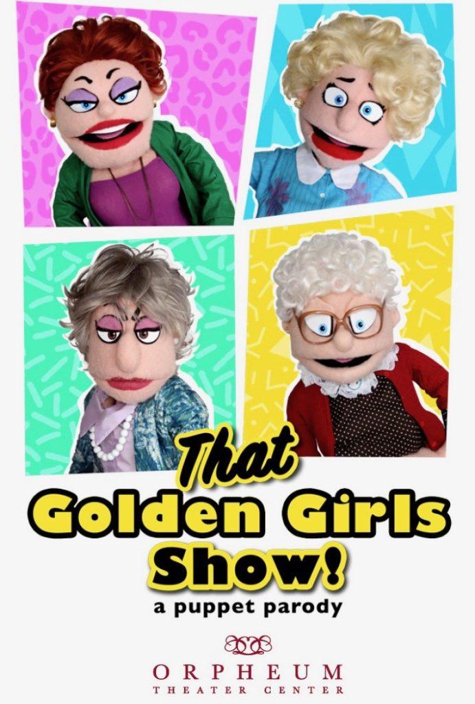 That Golden Girls Show!