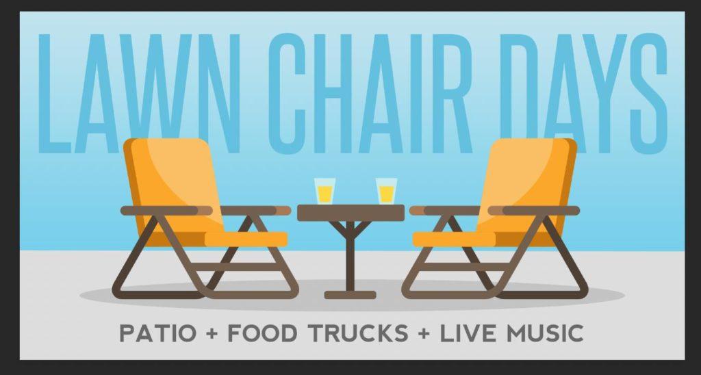 Lawn Chair Days WoodGrain