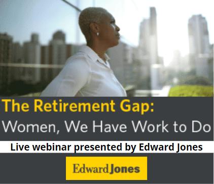Retirement Gap women