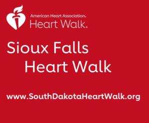 Sioux Falls Heart Walk 2021