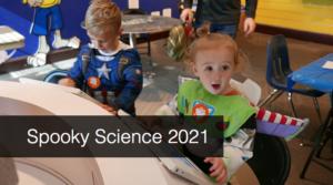 Spooky Science 2021