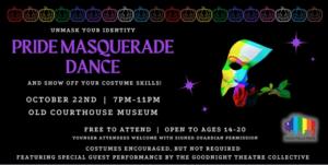 Pride Masquerade Dance